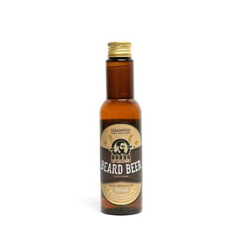 Shampoo Hidratante Cerveja Barba de Respeito - 170mL
