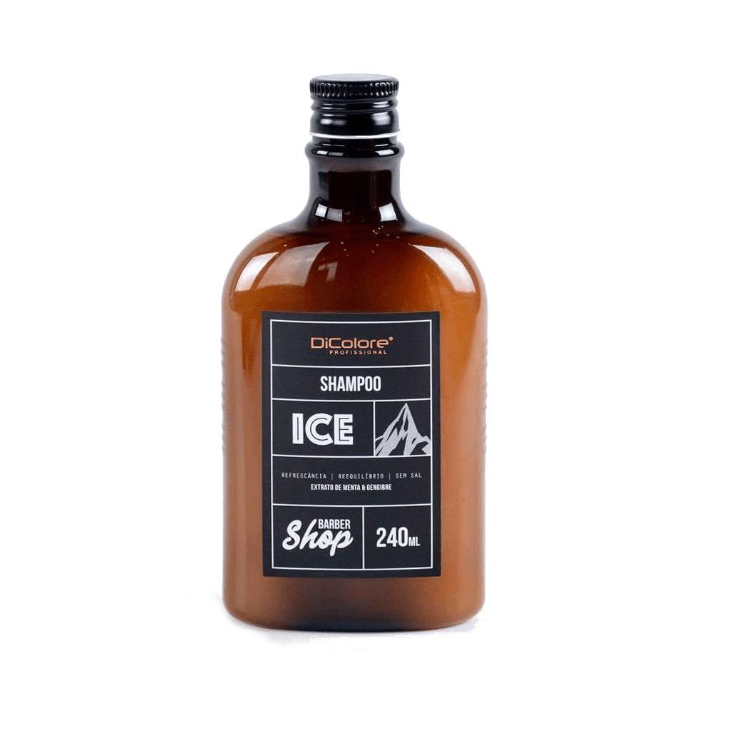 Shampoo Refrescante Ice DiColore Limpeza Profunda 240mL