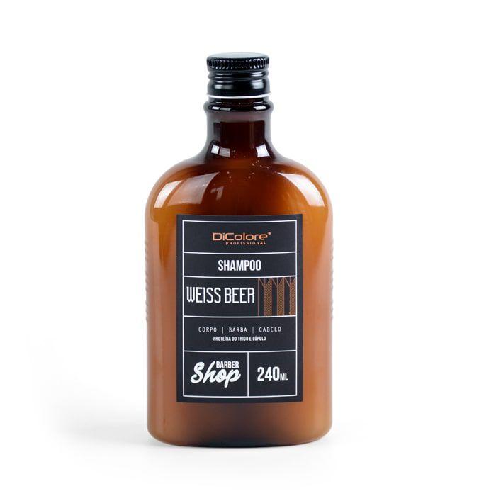 Shampoo Weiss Bear Hidratante DiColore - 240mL