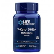 7 Keto 100 Mg - Life Extension (60 Cápsulas)
