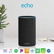 Alexa Echo, A Caixa De Som Inteligente Da Amazon