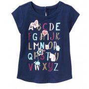 Camiseta GAP 3D - Alfabeto