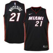 Camiseta Nike Regata G - Hassan Whiteside Miami Heat Nike