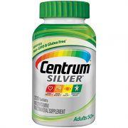 Centrum Silver Adults 50+ Multivitamínico Multimineral Suplemento Adultos