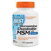 Condroitina + Glucosamina + MSM - DOCTOR´S BEST