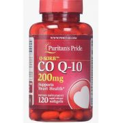 Coq10 - PURITAN'S PRIDE  200mg