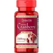 Cranberry Supplement  25.000mg - Puritan's Pride (120 Cápsulas)