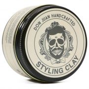 Don Juan Handcrafted Styling Clay - Pomada para Cabelo Masculino - 113g