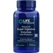 Enzimas Digestivas - Life Extension (60 Cápsulas)