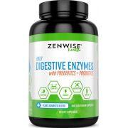 Enzimas Digestivas + Probióticos  - ZENWISE (180 cápsulas)