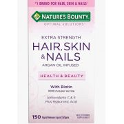 Hair, Skin E Nails - NATURE´S BOUNTY 5000mcg (150 cápsulas)