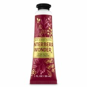 Hidratante de mãos - Bath & Body Works - Winterberry Wonder - Manteiga de Karité (29ml)