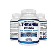 L-Theanine - Arazo Nutrition 250mg (120 Cápsulas)