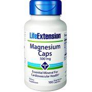 Magnésio 500mg - Life Extension  (100 cápsulas)