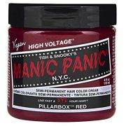MANIC PANIC Pillarbox Red - Tinta Semi-permanente