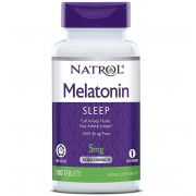 Melatonina Natrol - Time Release 5mg (100 Tabletes)