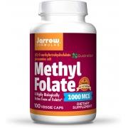 Metilfolato - Jarrow Formulas - 1000 mcg  (100 Tabletes)