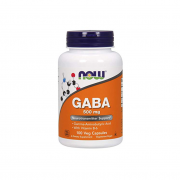 Now Foods Gaba 500mg & Vitamina B6 2mg - 100 VCaps