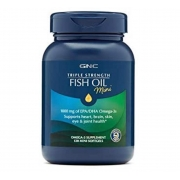 Omega 3 - GNC  - 1000mg EPA/DHA (120 mini softgels)