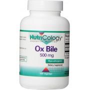Ox Bile - Nutricology - 500mg (100 Cápsulas)