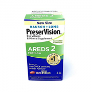 Preservision Luteína e Zeaxantina - BAUSCH+LOMB (210 softgels)