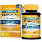 Probiótico NewRhythm - 60 cápsulas