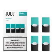Refil Juul Pods Original Classic Mentol (pack De 4)