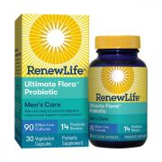 Renew Life Ultimate Flora Probiotico Extra Care - 90 Bilhões - 30 caps.