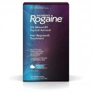 Rogaine Foam ? Minoxidil em Espuma 5% (Tratamento para 4 meses)