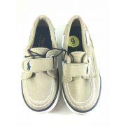 Sapatênis Polo Ralph Lauren - Bege