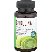 Spirulina,  Whole Foods Market 3000mg - 100 VEGANCAPS