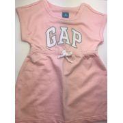 Vestido Baby GAP - Rosa Claro