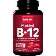 Vitamina B12 - Methyl - Jarrow - Sabor Cereja 5.000mcg (60 Tabletes)