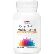 Women's One Daily Multivitamínico - GNC (60 Cápsulas)