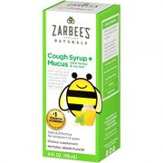 Zarbees Narurals Cough Syrup + Mucus Xarope Infantil 118ml