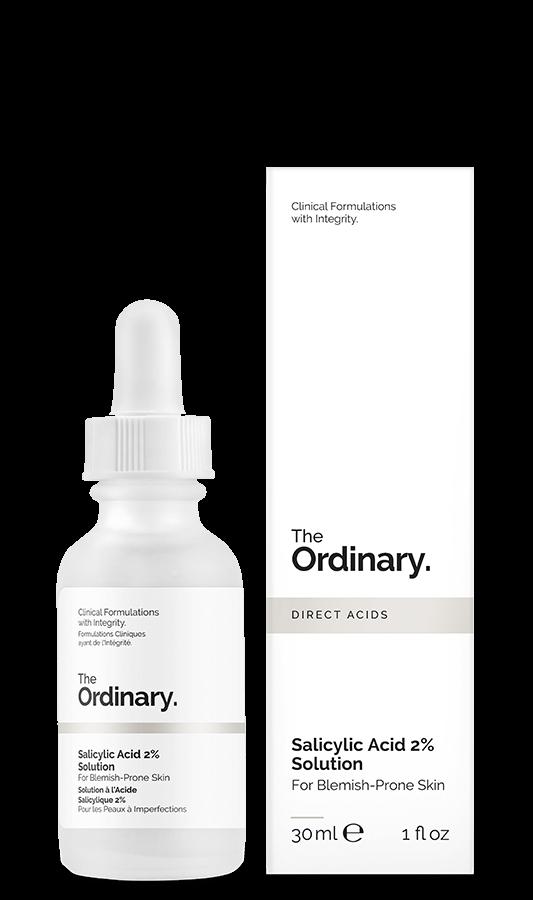 Ácido Salicílico 2 % Solução - The Ordinary (30ml)