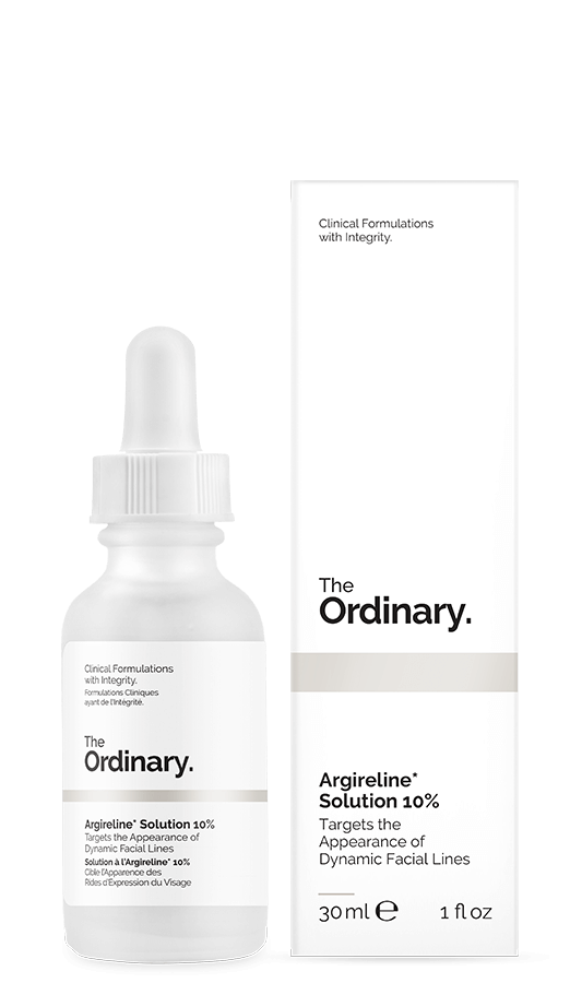 Argireline Solution 10% - The Ordinary (30ml)