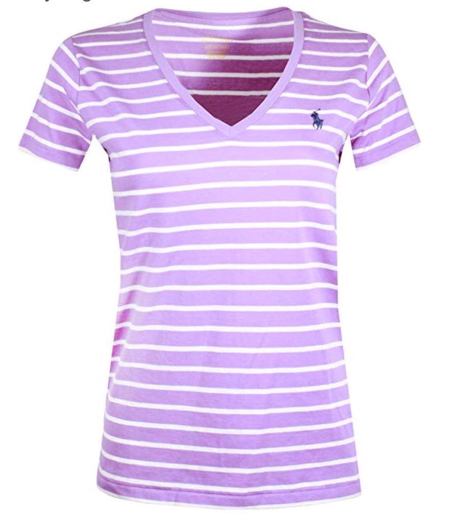 Camiseta Polo Ralph Lauren Gola V - Listrada d881332b85840