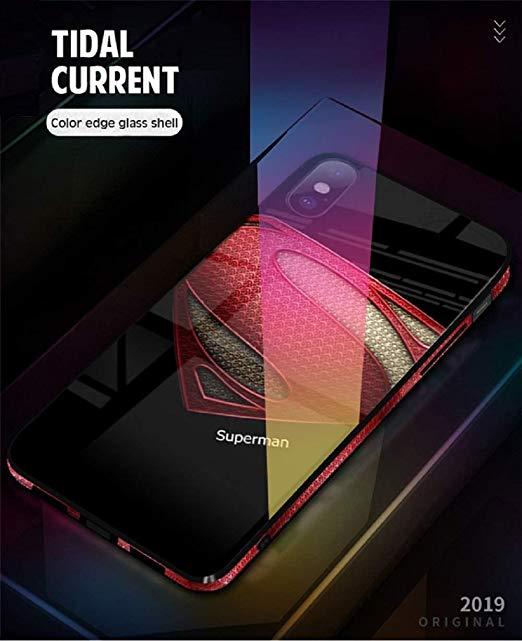 Capa para iPhone Xs MAX - Supermen