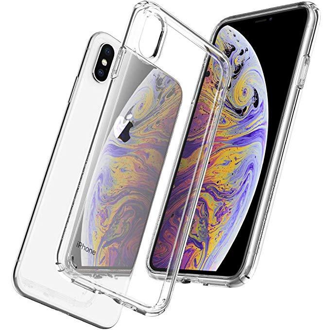 Capa para iPhone Xs MAX - Transparente