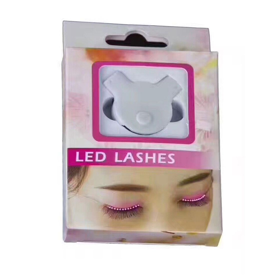 Cílios Led Lashes - Led 3D