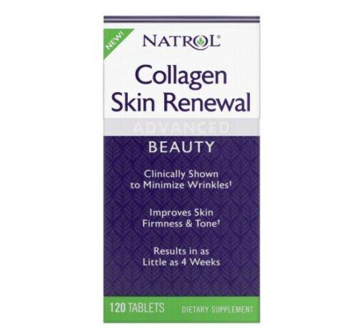 Collagen Skin Renewal - Natrol (120 Tablets)
