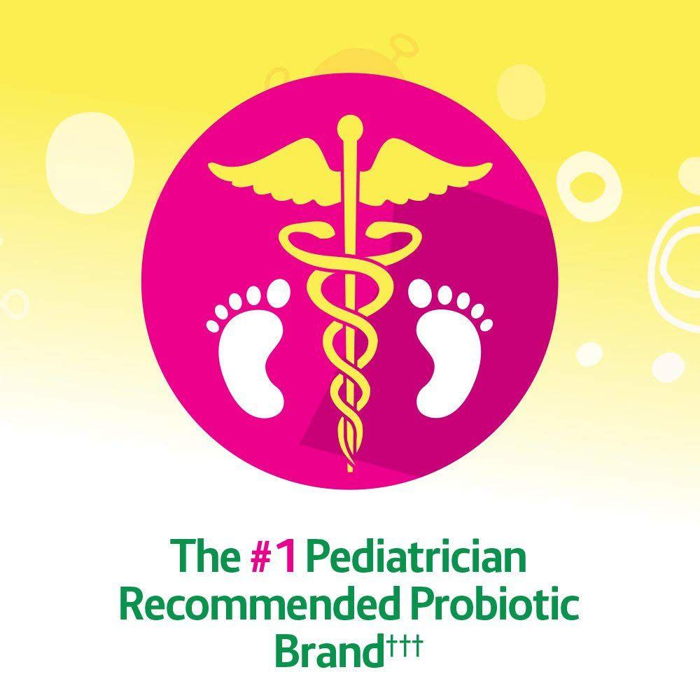 Culturelle Kids Probiótico 30 Chewable Tablets