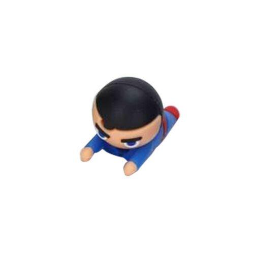 Divertido Protetor Cabo Usb  - Super Homem