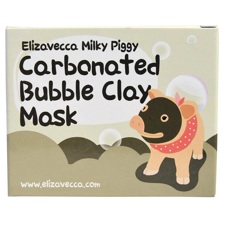 Elizavecca Milky Piggy Máscara de argila bolha carbonatada (100g)