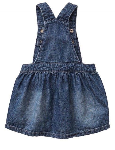 Jardineira GAP - Jeans