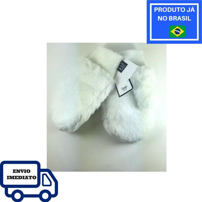 Luva Baby GAP - Branca