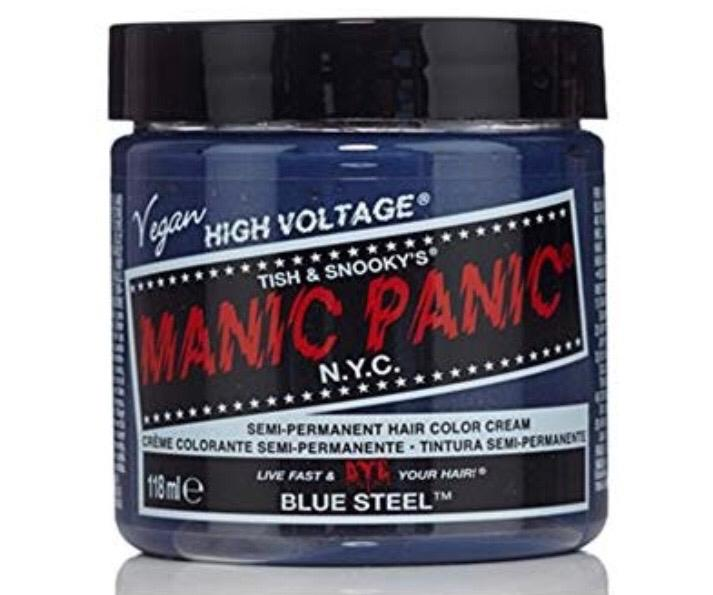 MANIC PANIC Blue Steel - Tinta Semi-permanente