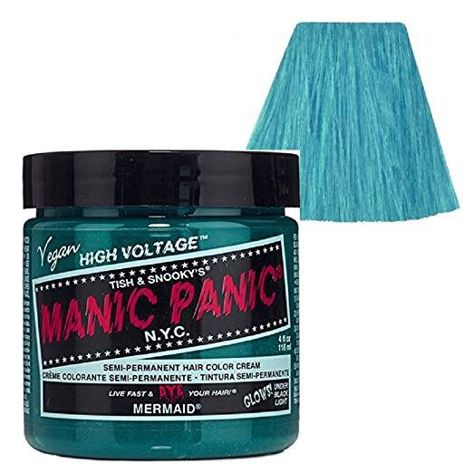MANIC PANIC  Mermaid - Tinta Semi-permanente