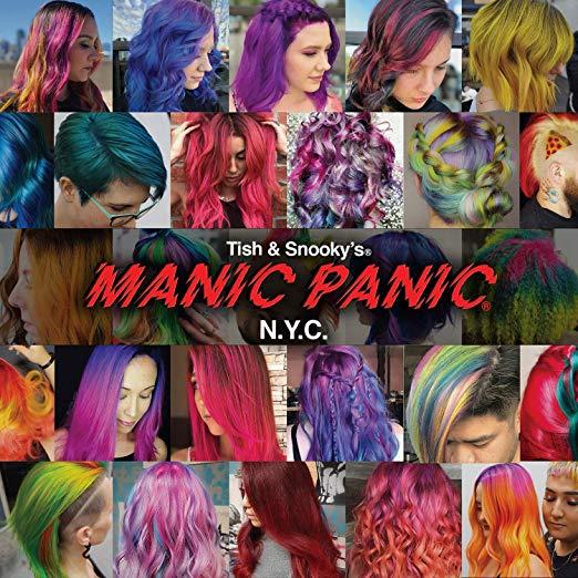 MANIC PANIC RockAbilly Blue - Tinta Semi-permanente